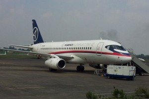 Beberapa Insiden Sukhoi Superjet 100
