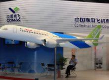 Pesawat Comac C919