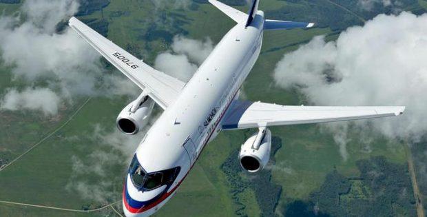 Pesawat Sukhoi ditemukan dipinggir tebing gunung Salak